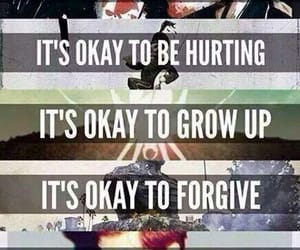 depression, mcr, and quotes image