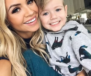 blonde, girl, and family image