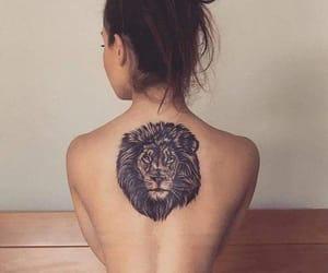 belleza, Espalda, and tattoo image