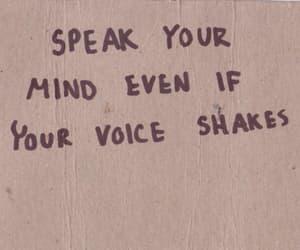 quotes, mind, and speak image