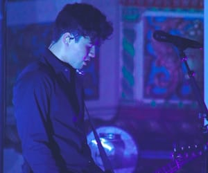 aesthetic, band, and bassist image