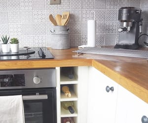 dream home, dream kitchen, and home image
