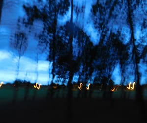 blurred, lights, and poesia image