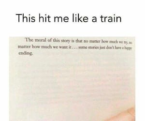 quotes, sad, and story image