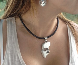 cool, necklace, and nice image