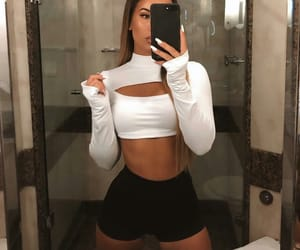 body, cute goals girl, and outfit image