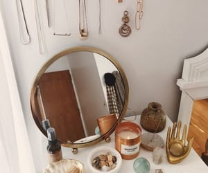 home, decorating, and mirror image