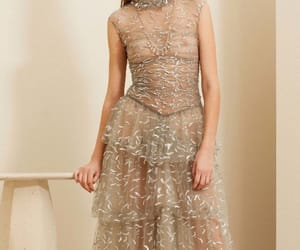 dress, dressy, and fashion image