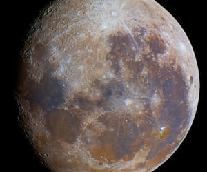 astronomy, beautiful, and moon image
