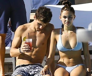 couple, rp, and madison beer image