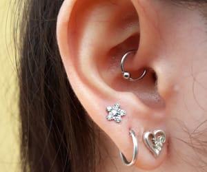 piercing, alternative, and ear piercings image