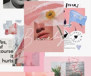 pink, wallpaper, and aesthetic image