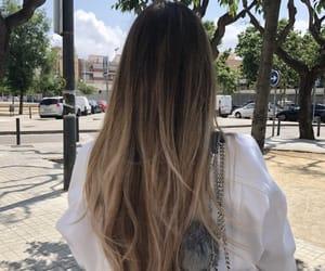 blondie, cutie, and hair image