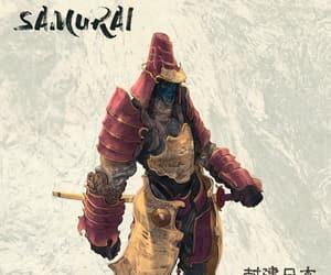 character, historical, and samurai image