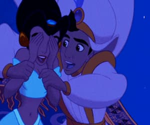90s, aesthetic, and aladdin image