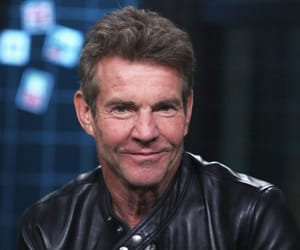 Dennis Quaid, santa auzina, and laura savoie image