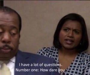 the office, funny, and reaction image
