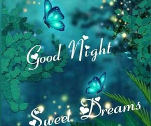good night and sweet dreams image