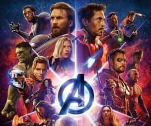 article, Avengers, and black widow image