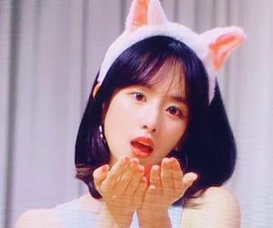 girl group, kpop, and kim hyunjung image