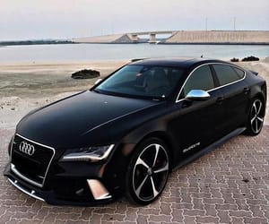 audi, cars, and chic image