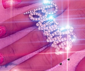 aesthetic, barbie, and bling image