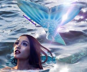 edit, mermaid, and arianagrande image