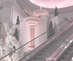 aesthetic, pink, and theme image