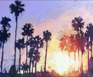 art, painting, and chris long image