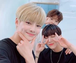 Chan, stray kids, and kim seungmin image