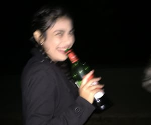 dark, party, and drunk image