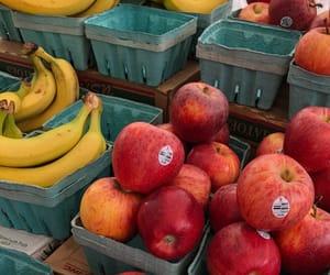 apple, banana, and summer image