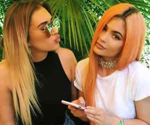 coachella, stassie, and kylie jenner hair image