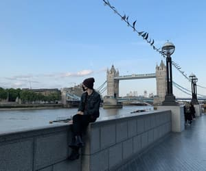 aesthetic, london, and park jimin image