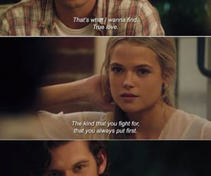 endless love, movie, and quotes image