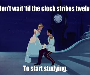 study, cinderella, and disney image