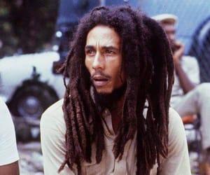 bob marley, rasta, and reggae image