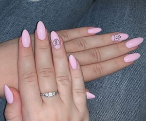 manicure, nails, and nail designs image