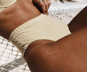 aesthetics, body, and beach image