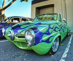 automobiles, hotrod, and Studebaker image