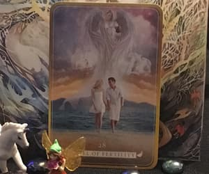 horoscope, intuitive, and tarot image