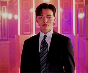 gif, Korean Drama, and yeo jin goo image