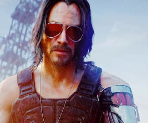 gif, videogames, and keanu reeves image