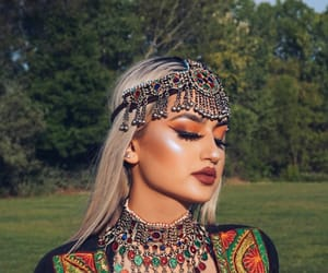 arab, beautiful, and color image