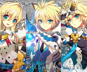 game, elsword, and anime image