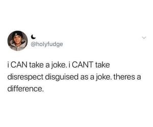 accurate, respect, and tweet image