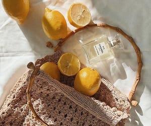 lemon, chanel, and yellow image
