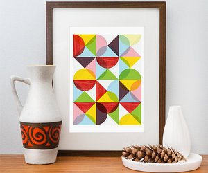 abstract art, colorful, and composition image