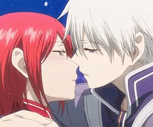 anime, zen, and couple image