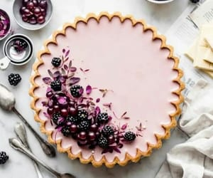 blackberry, food, and aesthetic image